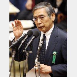 円安歓迎論を展開/(C)日刊ゲンダイ