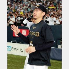 去就が注目される/(C)日刊ゲンダイ