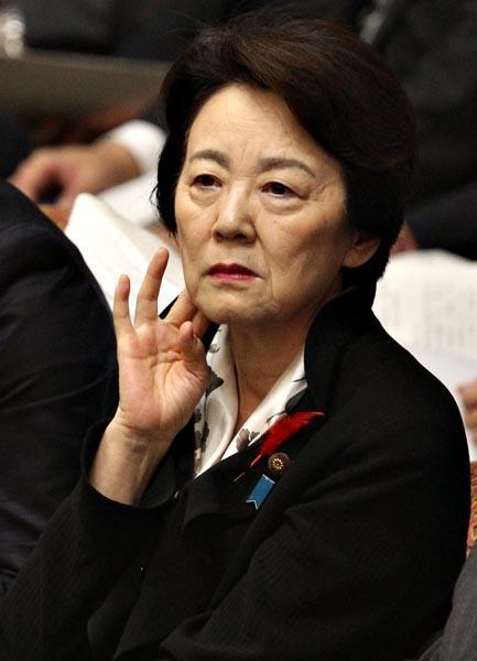 国民不信の原因を作った張本人/(C)日刊ゲンダイ