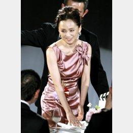 2012年には日本アカデミー賞最優秀助演女優賞を/(C)日刊ゲンダイ