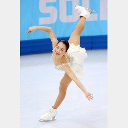 スケート靴も千差万別 (C)JMPA/真野慎也