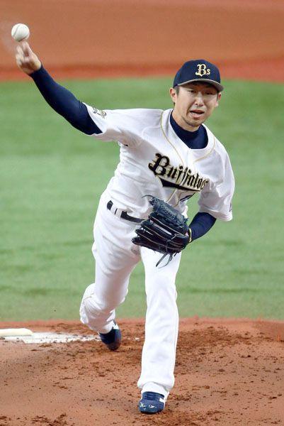 沢村賞を初受賞の金子/(C)日刊ゲンダイ