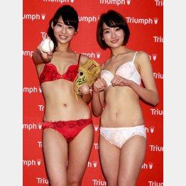 (写真左から)永田と鎌滝/(C)日刊ゲンダイ