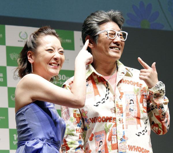 共にぶっちゃけキャラ/(C)日刊ゲンダイ