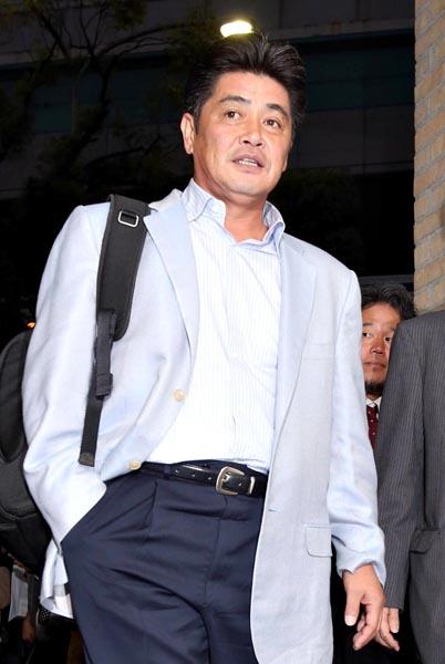 1日にソフトバンクの監督に正式就任した工藤公康氏/(C)日刊ゲンダイ