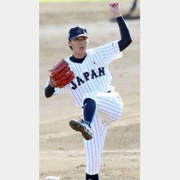 21U日本代表でも好投した即戦力左腕/(C)日刊ゲンダイ