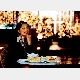 ケーキもぜいたく品に/(C)日刊ゲンダイ