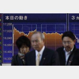 12日の日経平均も年初来高値を更新/(C)日刊ゲンダイ