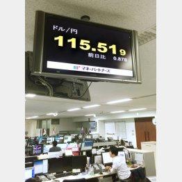 円安も進む/(C)日刊ゲンダイ