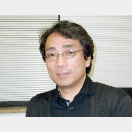 著者の牧野篤氏/(C)日刊ゲンダイ