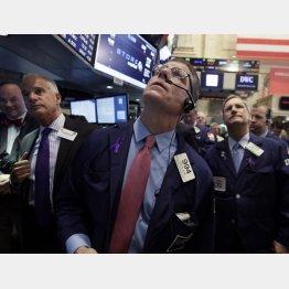 長期金利の上昇は間近か/(C)AP