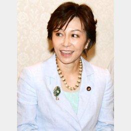 参院で国政復帰した矢先/(C)日刊ゲンダイ