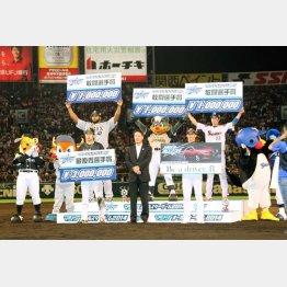 夢の球宴オールスター戦/(C)日刊ゲンダイ
