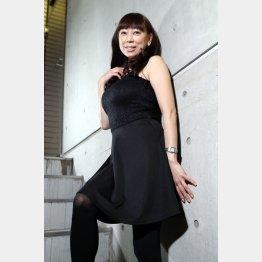 デビュー20周年の水谷ケイ/(C)日刊ゲンダイ