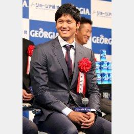 「FOR ALL 2014」でグランプリを受賞した大谷/(C)日刊ゲンダイ