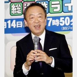 改めて出馬否定/(C)日刊ゲンダイ