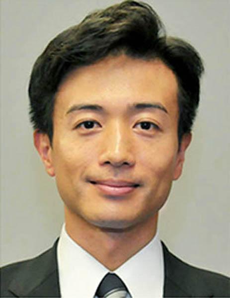 鈴木隼人候補(自民党HPから)