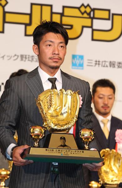 ゴールデングラブ受賞でハクはついたが…/(C)日刊ゲンダイ