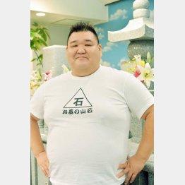182センチ、150キロ/(C)日刊ゲンダイ