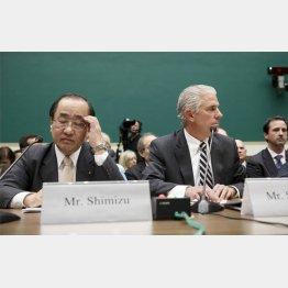 米議会で紛糾/(C)AP