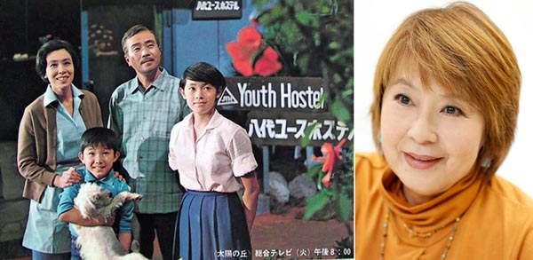 左は当時のポスター(本人提供)/(C)日刊ゲンダイ