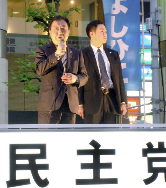 影の協力者は野田元首相/(C)日刊ゲンダイ