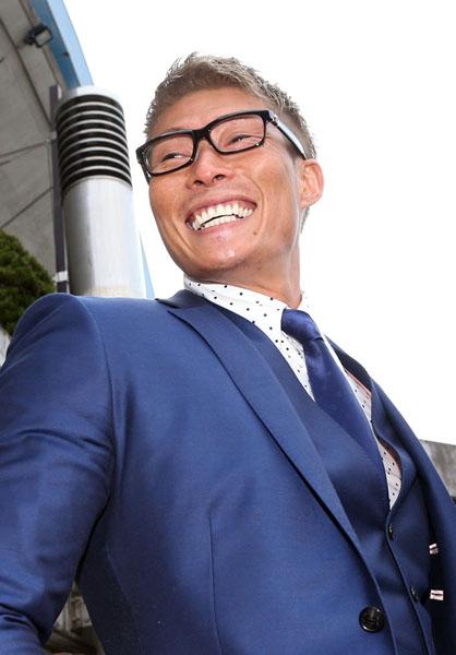 終始ゴキゲンだったオリックス糸井/(C)日刊ゲンダイ