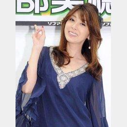 家族でバーを経営する矢部美穂/(C)日刊ゲンダイ