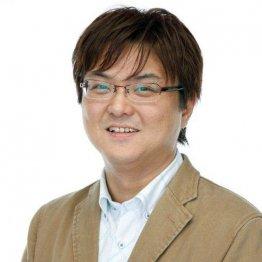 著者の横山光昭氏/(C)日刊ゲンダイ