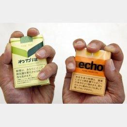 共に売れ筋上位の常連銘柄/(C)日刊ゲンダイ