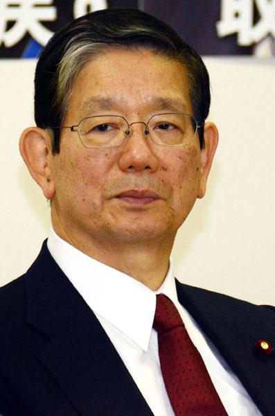 当選12回の大ベテラン/(C)日刊ゲンダイ