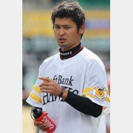 プロ野球選手には珍しい進学校出身の中田賢一/(C)日刊ゲンダイ