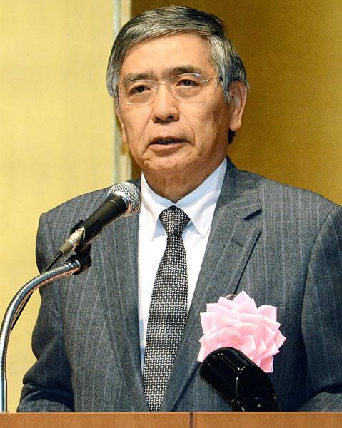 黒田日銀は金融政策の舵をどうとるのか/(C)日刊ゲンダイ