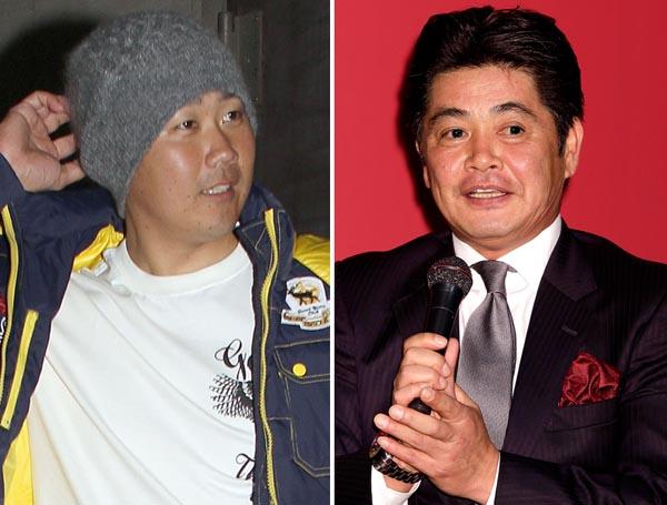 工藤監督(左)は頭が痛い/(C)日刊ゲンダイ