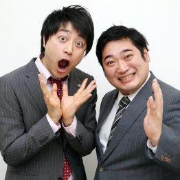 高倉陵(左)と久保孝真(右)/(C)日刊ゲンダイ