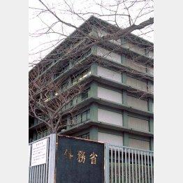 外務省の15年度予算は200億円増/(C)日刊ゲンダイ