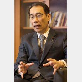 大野議員は「日本ならではのやり方で中東と向かい合うべき」と説く/(C)日刊ゲンダイ