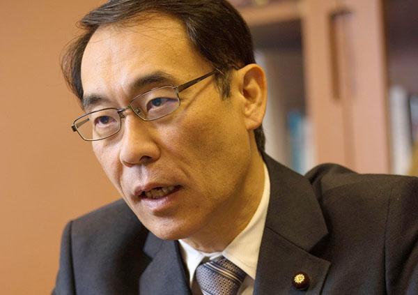 大野元裕議員はシリアやヨルダンの日本大使館で勤務経験を持つ/(C)日刊ゲンダイ
