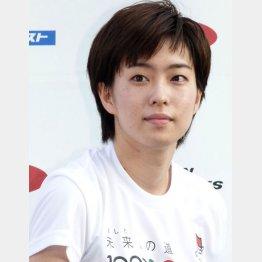 54年ぶりに女子3冠を達成した石川佳純/(C)日刊ゲンダイ