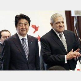 エジプトには430億円をポン/(C)AP