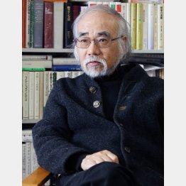 著者の中島義道氏/(C)日刊ゲンダイ