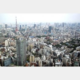 東京の警備は手薄/(C)日刊ゲンダイ