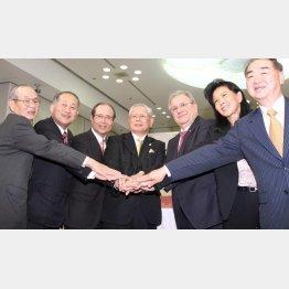 東京五輪採用へ21日に合同会議を行った/(C)日刊ゲンダイ