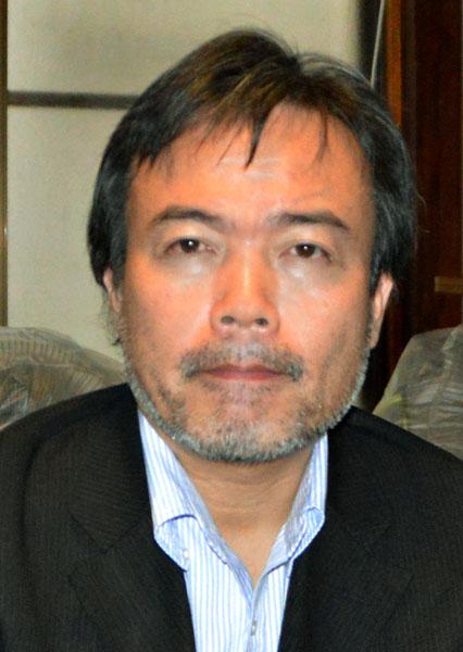ジャーナリスト・常岡浩介氏/(C)日刊ゲンダイ