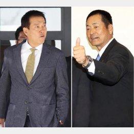 原巨人には負けられない/(C)日刊ゲンダイ