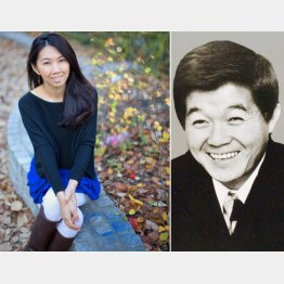 大島さんの笑顔には九ちゃんの面影が…/(C)日刊ゲンダイ