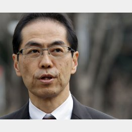 古賀氏は「テロリストを擁護する気は毛頭ない」と語る/(C)日刊ゲンダイ