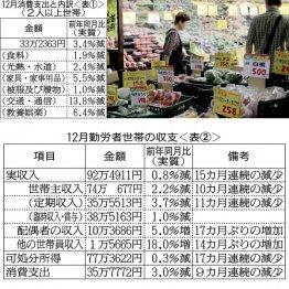 総務省発表の「家計調査」には驚愕の結果が/(C)日刊ゲンダイ