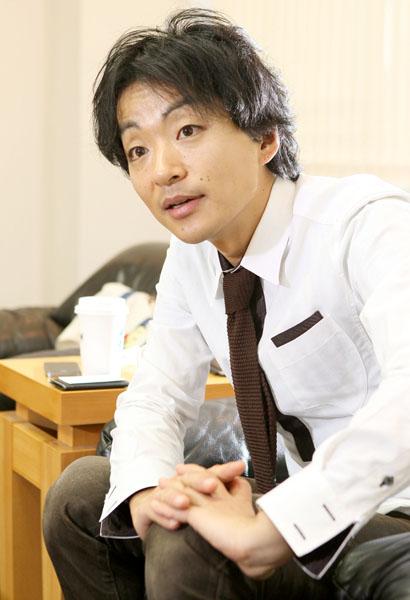 著者の道尾秀介氏/(C)日刊ゲンダイ