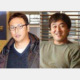広島・黒田と石井一久も出戻り組/(C)日刊ゲンダイ